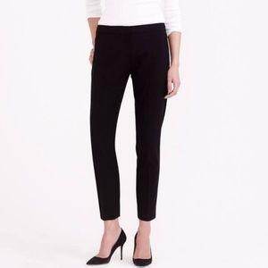 GAP Tailored Crop Pants Black Trousers Ankle Capri